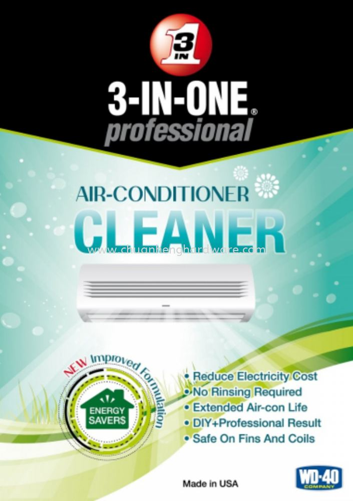 air con cleaner