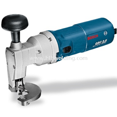 Bosch Metal Shear 2.8mm, 500W, 1500spm, 2.7kg GSC2.8