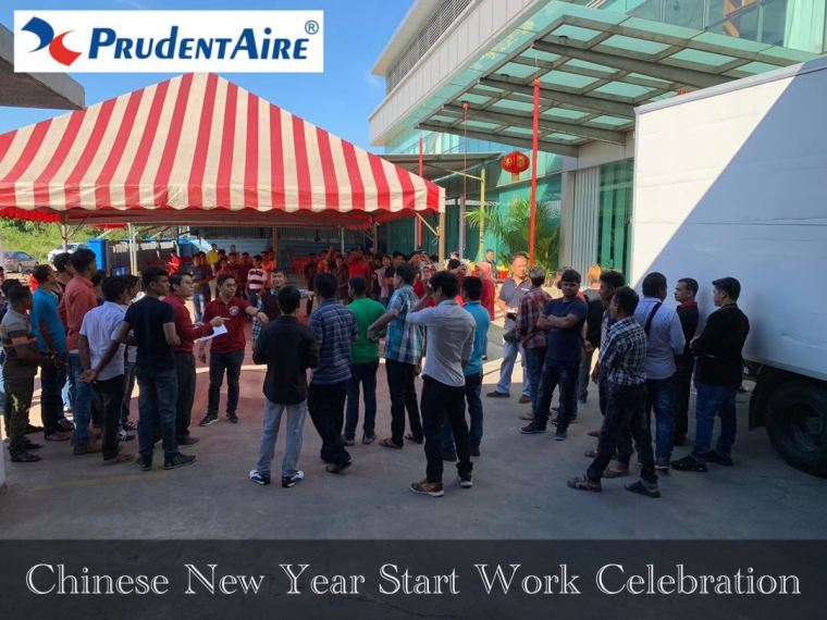 Chinese New Year Start Work Celebration 2019