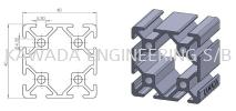 Aluminium Profile 40 X 40  P5 Series Aluminium Profile