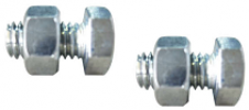 SLOTTED ANGLE SCREW 角铁螺丝 FASTENER