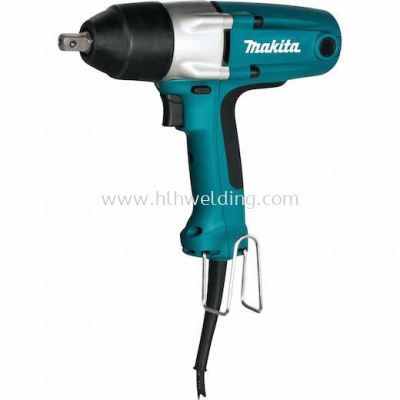"""Makita Impact Wrench 12.7mm(1/2""""), 380W, 2200rpm, 2.2kg TW0200"""