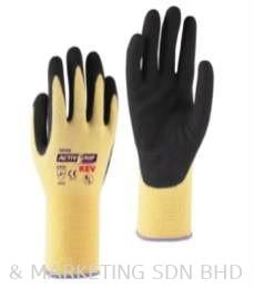 TOWA AG 591 ActivGrip Advance KEV Glove