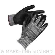 EDGE® Cut Resistant Gloves Level 5 48-705 Size M (OHGLVAN1300110)
