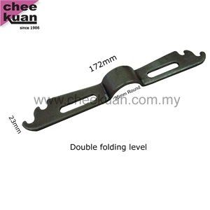 Double Folding Hanger Bracket