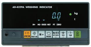 DIGITAL WEIGHBRIDGE WEIGHING INDICATOR AND AD4329A