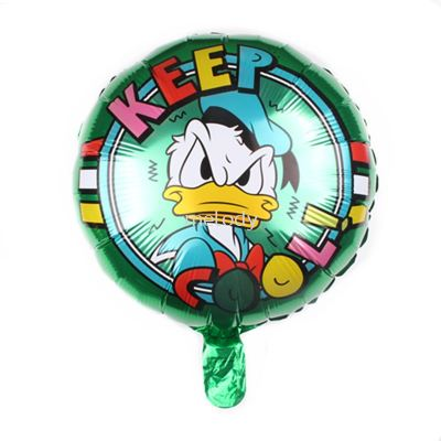 "Foil 18"" Donald Duck - Keep Cool"