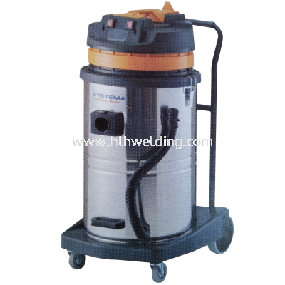 Systema Milan Industrial Vacuum 2000W, 106L/s BF580