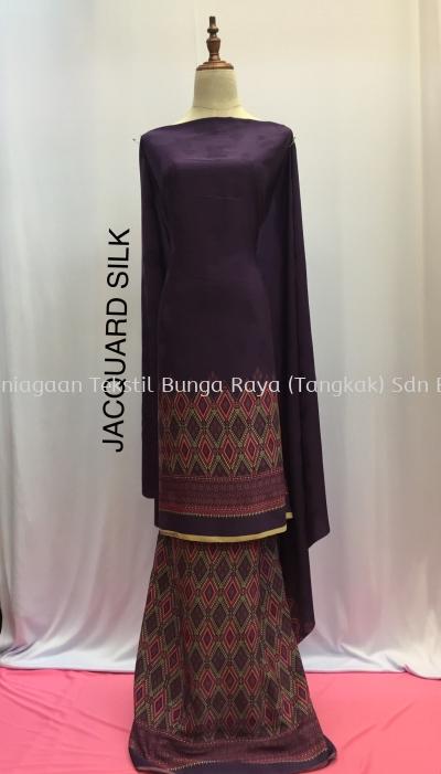 Jacquard Silk SEPASANG 4 METER RM69.90