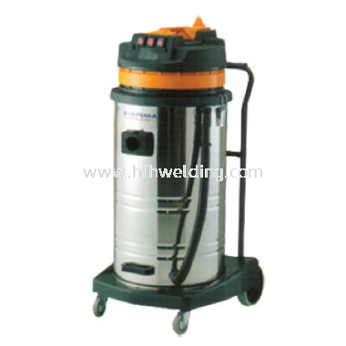 Systema Milan Industrial Vacuum 3000W, 120L/s BF585-3