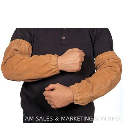 Weldas® Golden Brown Leather Sleeves 44-2318