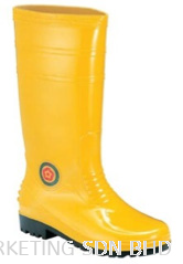 M8000A Safety Wellington Boots with Midsole Steel Toe Cap (OHSHOKR3800011)
