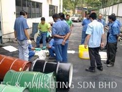 Chemical Management & Emergency Spill Control Training
