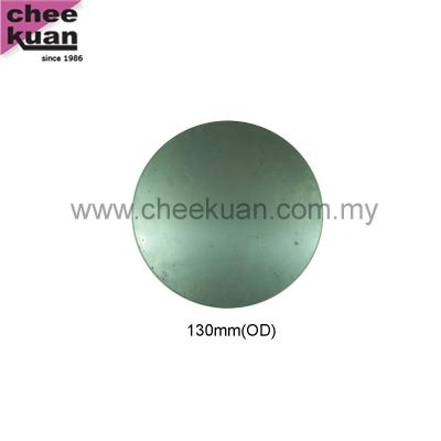 Round Plate 16mm Hole