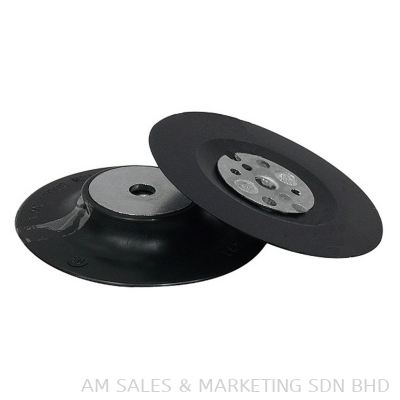 Rubber Backup Pad 4IN-K