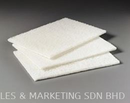 "Scotch-Brite™ Light Duty Cleansing Pad 98- 6"" x 9"" (NWSHTMM1100010)"