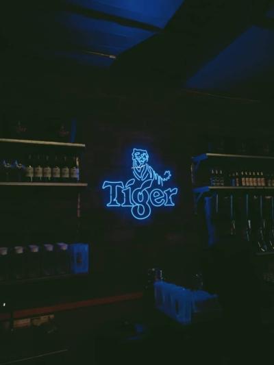LED NEON#LOGO