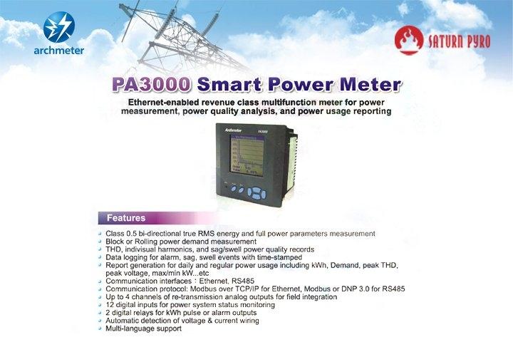 Energy Meter And Power Analyzer - Malaysia, Johor Bahru, Kuala Lumpur, Selangor, Penang