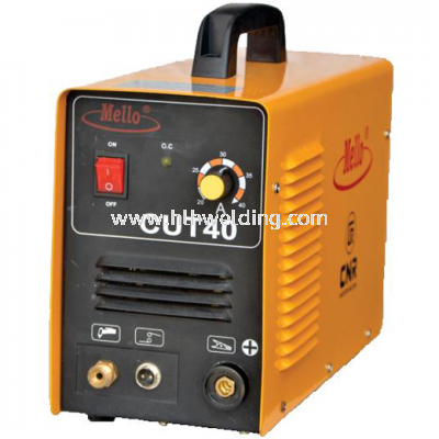 Mello Inverter Air Plasma Cutting Machine 12mm, 20-40Amp CUT40