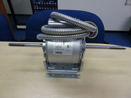 CARRIER HC69LY538FC25 FAN MOTOR C/W CAPACITOR (2.0UF)