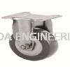 Rigid Wheel  Castor Wheel Aluminium Profile Accessories