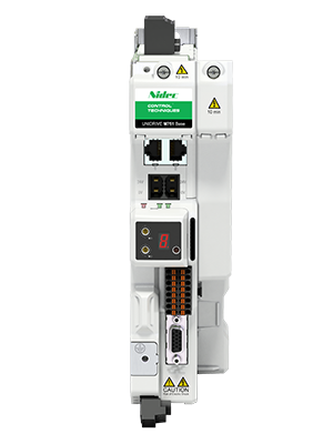 Base servo drive for configuration flexibility Digitax HD M751 Base servo drive offers configuration