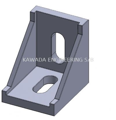 BRACKET FOR PROFILE 30 X 30