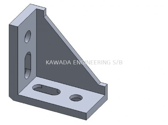 BRACKET FOR PROFILE 30 X 60