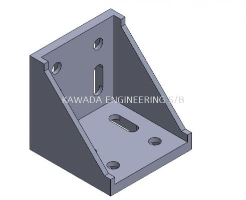 BRACKET FOR PROFILE 80 X 80