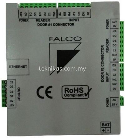 Falco IP Alarm Access Controller