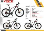 Voice LX810 Alloy MTB 27.5-24S  Bicycle XDS -CROSSMAC Bicycle
