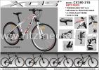 XDS 700C CX380_21S  Trekking RM1450 Bicycle CROSSMAC  Bicycle