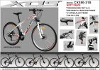 XDS 700C CX380_21S  Trekking RM1450 Bicycle CROSSMAC  Bicycle