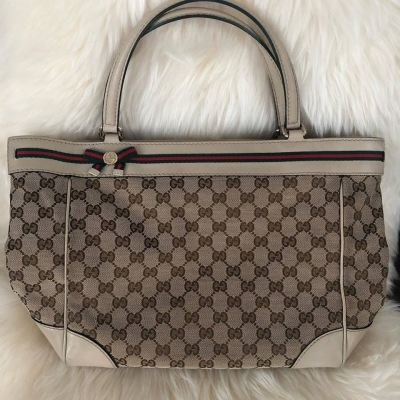 Gucci GG Mayfair Shoulder Tote