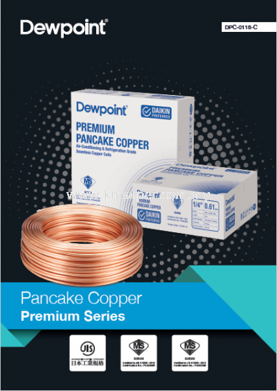 DEWPOINT COPPER TUBE