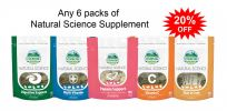 [Natural Science Supplement Any 6] Oxbow Natural Science Supplement Bulk Purchase