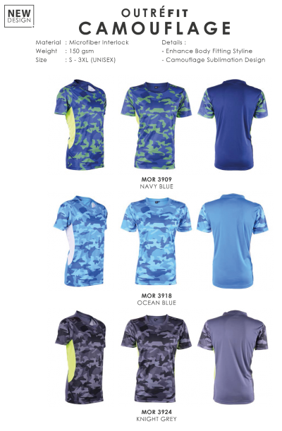 OUTREFIT CAMOUFLAGE