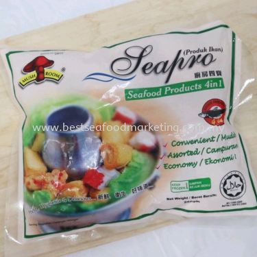 Seafood Product 4in1 / 厨房四宝 (sold per pack)