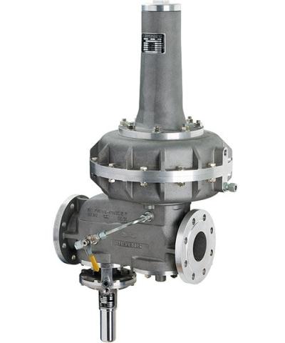 MEDENUS RS251 GAS PRESSURE REGULATOR WITH BUILT IN SAFETY SHUT-OFF VALVE (ST APPROVED)