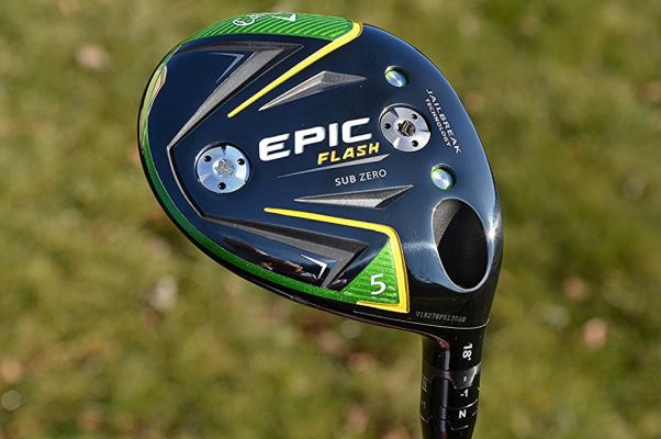 Callaway Epic Flash Epic Flash Subzero TAD SZ Fairway Wood No 5