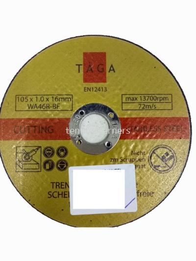 """TAGA 4"""" CUTTING WHEEL"""