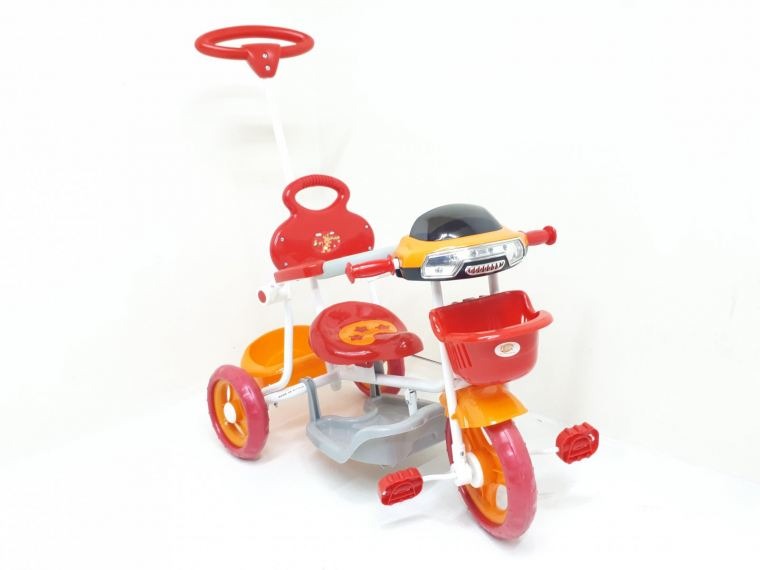 Tricycle with handle 3301 Tricycle Kid Tricycle