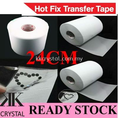 Hotfix Sticker/ Hotfix Rhinestones Transfer Tape