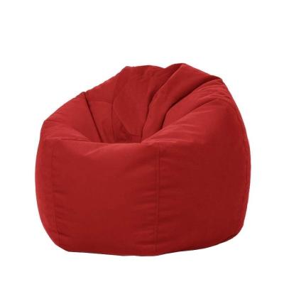 Comfortable Large Velvet Lazy Bean Bag