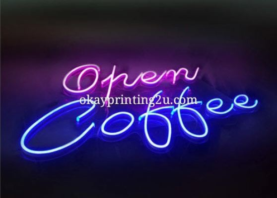 Neon Led Signboard
