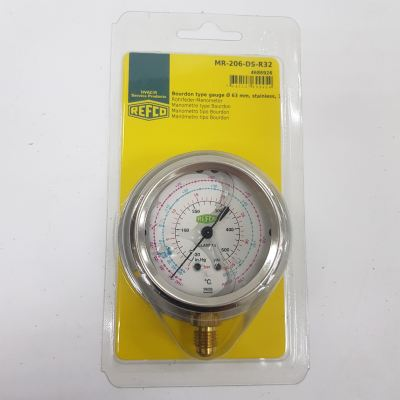 Refco MR-206-DS-R32 (LOW SIDE GAUGE) - R32/R410A