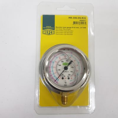MR-306-DS-R32 (HIGH SIDE GAUGE) - R32/R410A