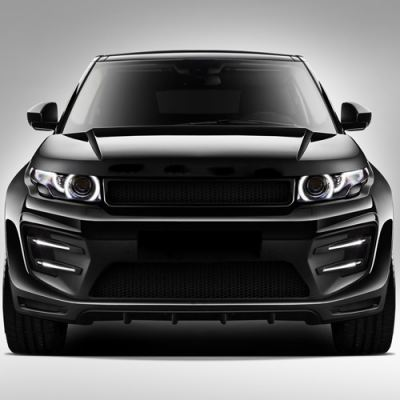 Land Rover Evoque L Design Front Bumper & Rear Bumper
