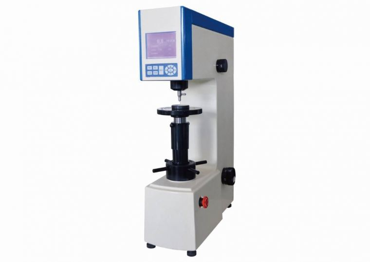 Bench Hardness Tester - Rockwell - TIME6103 Digital Superficial Rockwell Hardness Tester Destructive Testing System - Hardness Tester Material Testing