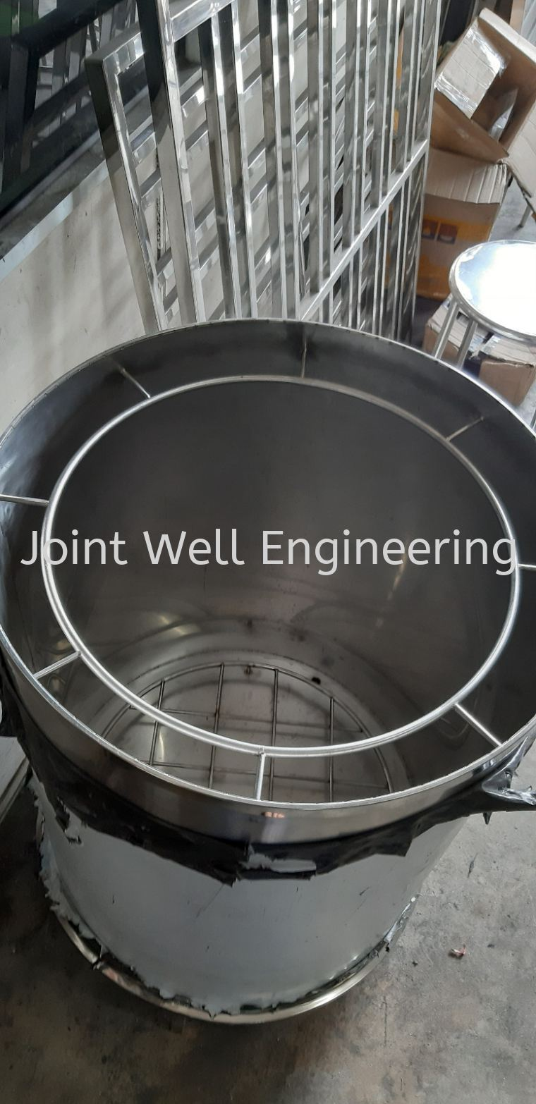 Steel Roating Furnace Cover And Box Others Product